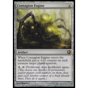 Contagion Engine