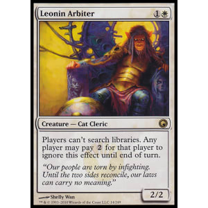 Leonin Arbiter
