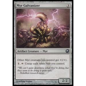 Myr Galvanizer