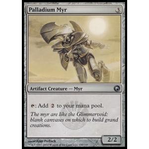 Palladium Myr