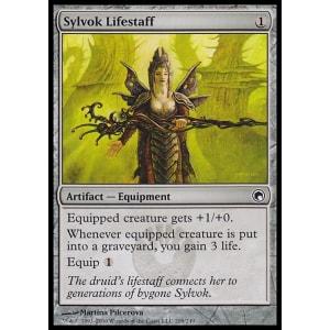 Sylvok Lifestaff