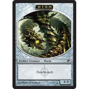 Wurm (Token) (Deathtouch)