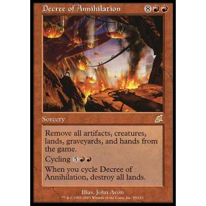 Decree of Annihilation