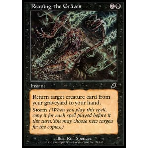 Reaping the Graves