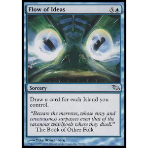 Flow of Ideas
