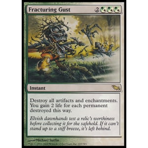 Fracturing Gust