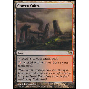 Graven Cairns