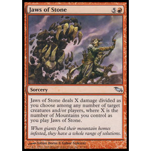 Jaws of Stone