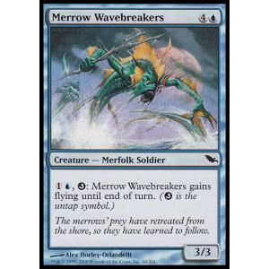 Merrow Wavebreakers