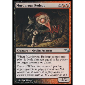 Murderous Redcap