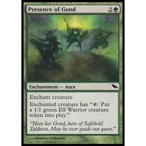 Presence of Gond