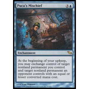 Puca's Mischief