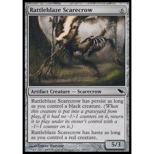 Rattleblaze Scarecrow