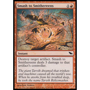 Smash to Smithereens