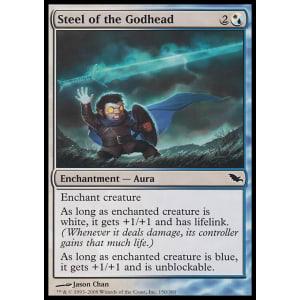 Steel of the Godhead