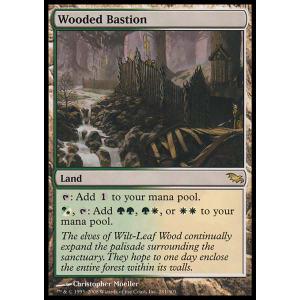Wooded Bastion