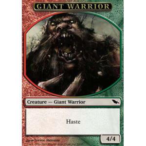 Giant Warrior (Token)