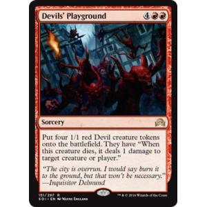 Devils' Playground