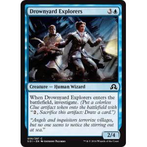 Drownyard Explorers