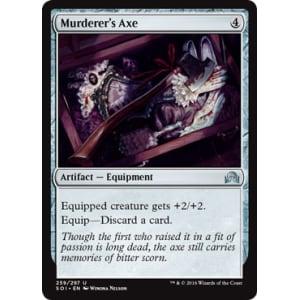 Murderer's Axe