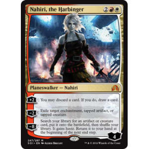 Nahiri, the Harbinger