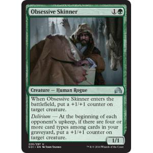 Obsessive Skinner