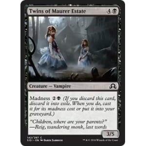 Twins of Maurer Estate