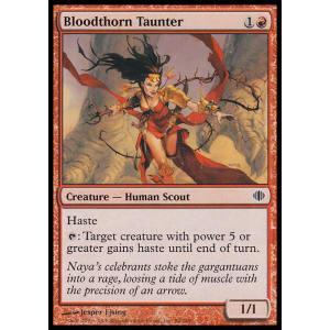 Bloodthorn Taunter
