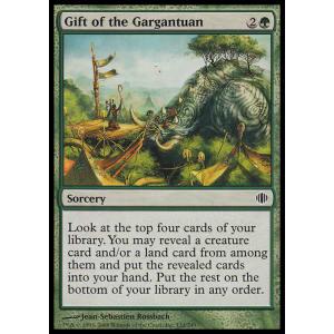 Gift of the Gargantuan