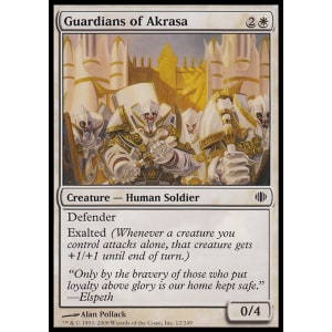 Guardians of Akrasa
