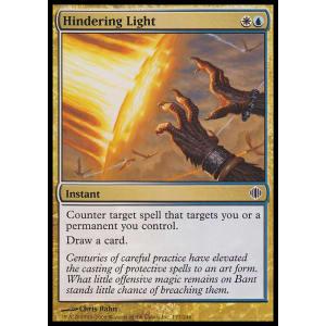 Hindering Light