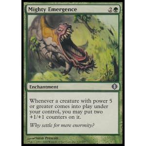 Mighty Emergence