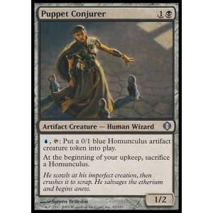 Puppet Conjurer