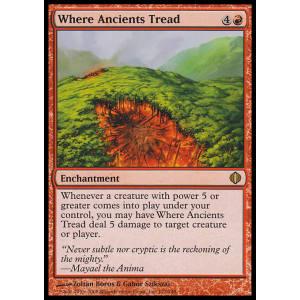 Where Ancients Tread