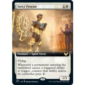 Strict Proctor