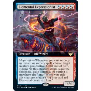 Elemental Expressionist