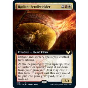 Radiant Scrollwielder
