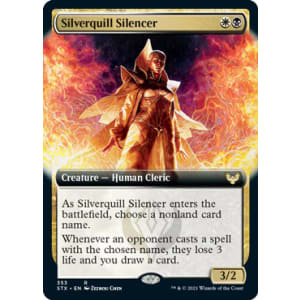 Silverquill Silencer