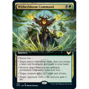 Witherbloom Command