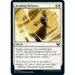 Beaming Defiance