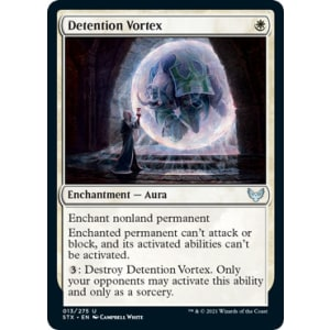 Detention Vortex