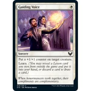 Guiding Voice