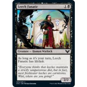 Leech Fanatic