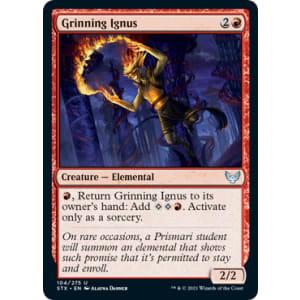 Grinning Ignus