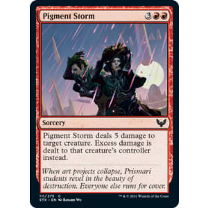 Pigment Storm