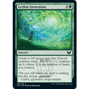 Leyline Invocation