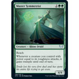Master Symmetrist