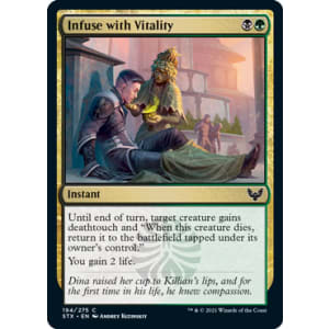 Infuse with Vitality