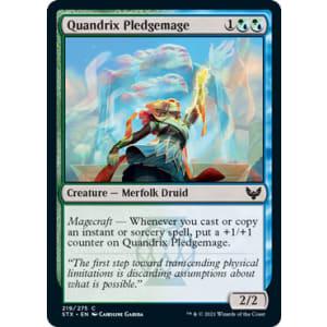 Quandrix Pledgemage