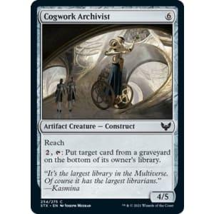 Cogwork Archivist